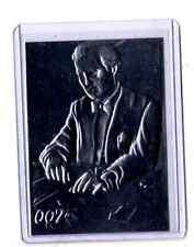 James Bond Connoisseurs G3  Platinum card