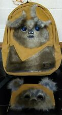 Loungefly Star Wars Ewok Backpack Bag with Purse