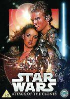 Star Wars - Attacco Di The Clones DVD Nuovo DVD (5229001000)