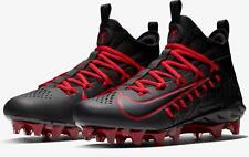 Nike Huarache 6 Lax Lacrosse Cleats Model 880409-006 Size 11.5 Msrp $130