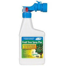 Monterey LG6186 Ready To Spray Organic Fruit Tree Spray Plus, 1 Qt