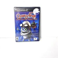 Brand New Sealed Crazy Frog Arcade Racer (Sony PlayStation 2, 2007) PS2 B4