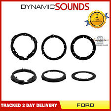 """CT25FD17 Front Doors 6-6.5"""" Car Speaker Adaptor For Ford Transit Connect 2014-16"""