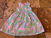 Lilly Pulitzer Size 2 Lion Dress Play