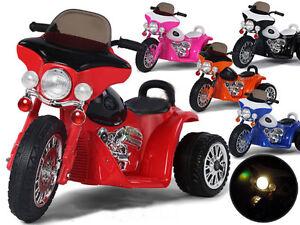 Super Elektromotorrad für Kinder Kindermotorrad Kinderfahrzeug Dreirad