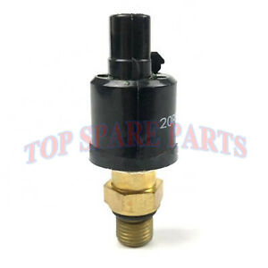 2549-9112 Pressure Sensor FITS DOOSAN,DAEWOO DH220-5 DH225-7 DH150-5 20PS982-1M