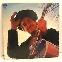 Bob Dylan - Nashville Skyline - Columbia Vinyl Record 9825 Vintage Folk Rock