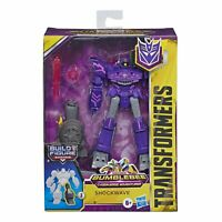 TRANSFORMERS: BUMBLEBEE CYBERVERSE ADV.- DELUXE SHOCKWAVE BAF *UK STOCK*