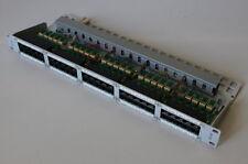 """04-16-01269 Patchpanel R&M 50 Port ISDN RJ45 4-polig für 19"""" Montage"""