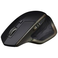 Logitech MX Master Wireless Mouse – High-precision Sensor, Adaptive Scroll Wheel