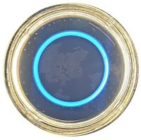 5 Euro Blauer Planet Erde mit Polymer - Ring Bimetall Münze 2016 A Berlin