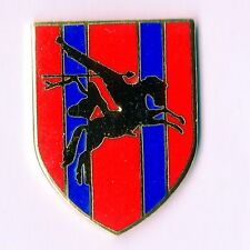 Enamel Lapel Badge 9Para.  Royal Engineers