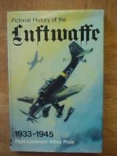 Pictorial History of the Luftwaffe 1933-45 WW II book by Flight Lt Alfred Price