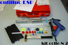 Kit 2 débosselage sans peinture DSP PDR par collage