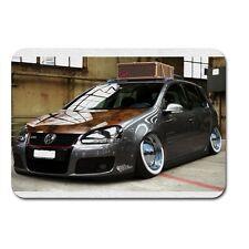 GOLF GTI CAR 3 Textile Mouse Mats