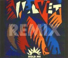 Velvet Maxi CD Hold Me (Remix) - Germany (EX+/EX+)