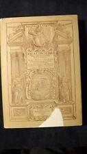 Andrea Palladio I quattro libri dell'architettura Anastatica UTET