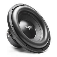 "NEW SKAR AUDIO SDR-12 D2 12"" 1200 WATT MAX POWER DUAL 2 OHM CAR SUBWOOFER"