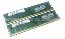 8 GB Kit (2x 4 GB) DDR2 PC2-6400P ECC Reg. Original HP  497767-B21