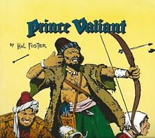 PRINCE VALIANT BY HAL FOSTER - 1955 SUNDAY PAGES - PACIFIC COMICS CLUB (1979)