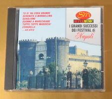 [AF-045] CD -  I GRANDI SUCCESSI DEI FESTIVAL DI NAPOLI - 1997 - OTTIMO