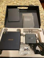 ASUS Chromebox (16GB, Celeron Dual Core, 1.4GHz, 2GB) PC Desktop