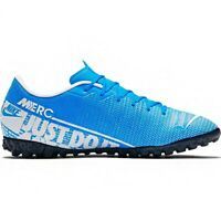 Nike Mercurial Vapor 13 Academy M Tf AT7996 414 football shoes multicolored blue