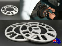5 mm  Wheel Spacers Universal Multi-Fit 4-studs & 5-studs 2PCS for VW