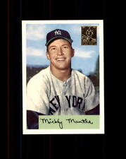 1996 Topps Mickey Mantle #4 Commemorative Set (1954 Bowman) (C)