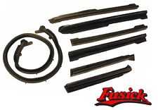1968-1972 Chevy Chevelle Malibu Convertible Top Weatherstrip Seal Set 1970 1971