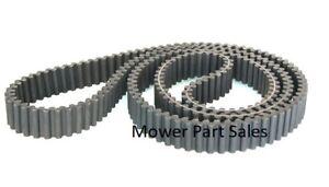 """Iseki 48"""" Deck Toothed Timing Mower Belt Fits SXG19 & SXG22 p/n 8663-203-001-00"""