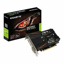 GIGABYTE GeForce GTX 1050 Ti D5 4G - Scheda Grafica