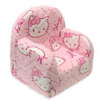 Fauteuil Hello Kitty Officiel Fauteuil Chaise Nourrisson Chambre à Coucher 3556