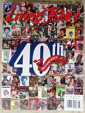LIVING BLUES Magazine #208 (2010) 40th ANNIVERSARY Etta James Cotton Irma Thomas