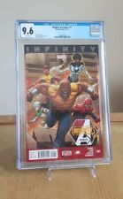 Mighty Avengers 1 CGC 9.6 1st Appearance of Monica Rambeau as Spectrum Marvel