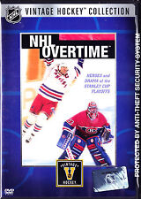 NHL Vintage Collection: Overtime (DVD, 2006)