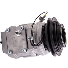 New Air Conditioning Compressor for Toyota Landcruiser HDJ80 4.2L air con AC A/C