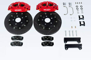 VW Golf 7 VII Kit Freni Maggiorati V-Maxx Big Brake Kit 330mm (ant 50 mm)
