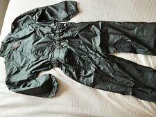 Waterproof Motorbike Monsoon Over Suit 1 Piece Size L Large