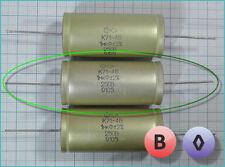 Polystyrene Capacitor K71-4B 1.0uF 1000nF 250V +/-2% ◊ (Diamond) 1pc.+