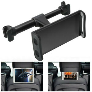 Car Back Seat Headrest Mobile Phone Mount Holder For Apple iPad 4-11inch