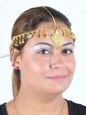 Kopfschmuck Bollywood Bauchtanz Tribal Dance Orientalischer Faschingschmuck BM69