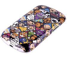 Schutzhülle f Samsung Galaxy S3 mini i8190 Tasche Case Cover Comic Emoticons