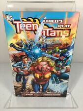 Teen Titans Child's Play Vol 12 Dc Miller McKeever (Paperback)