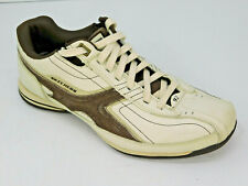 Skechers Trade Mark 92 Athletic Shoes Leather Lace Up Men's Size 8 50781
