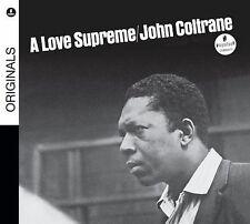 A Love Supreme by John Coltrane (CD, Aug-2008, Impulse!) Brand New Sealed
