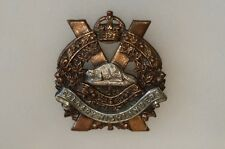 WW2 Canadian Calgary Highlanders Cap Badge