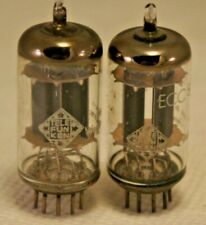 2 Telefunken <> 12AX7 ECC83 Audio Tube Test v strong Guaranteed to test good #27