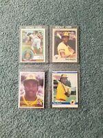 Tony Gwynn Baseball Card Mixed Lot Approx 245 Cards