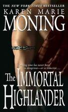 The Immortal Highlander (The Highlander Series, Book 6) by Moning, Karen Marie,
